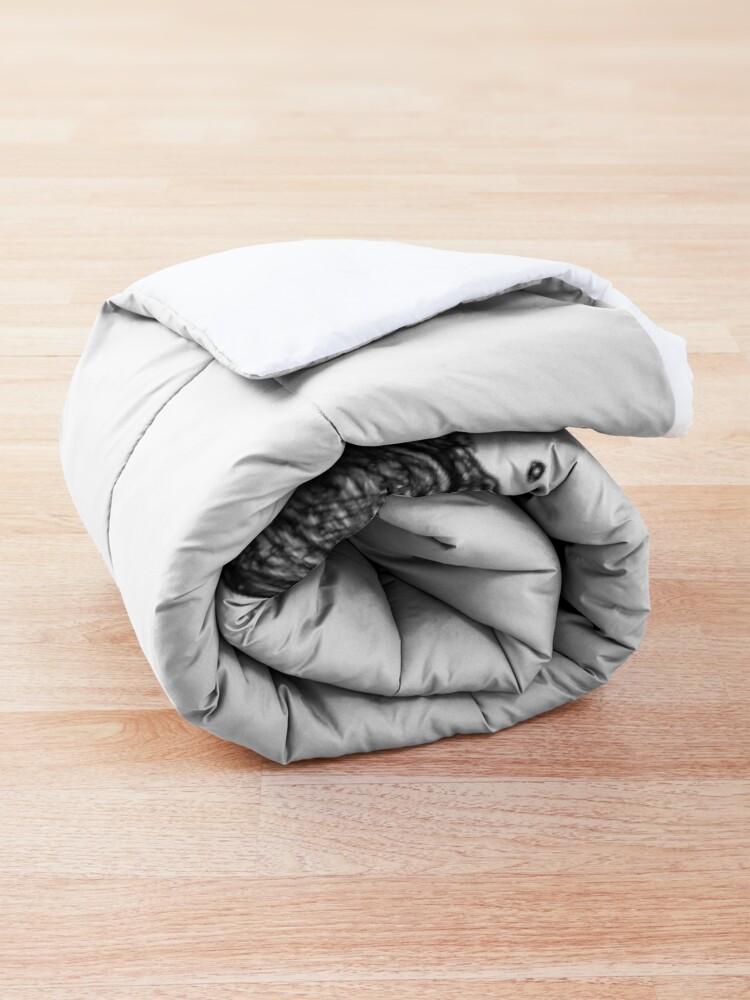 Alternate view of Dom the Australian Fur Seal  Comforter