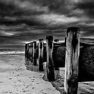 Cloud Gun by Philip  Whittaker