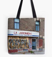 La Jardiniere Tote Bag