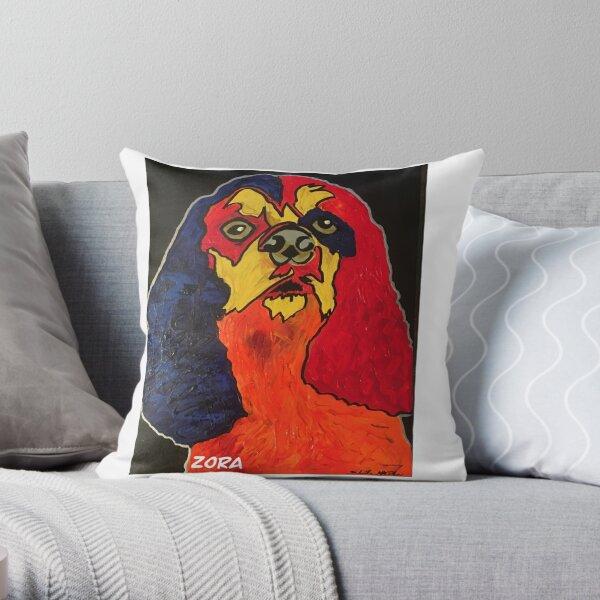 ZORA  Throw Pillow