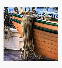 Dry Dock Photographic Print