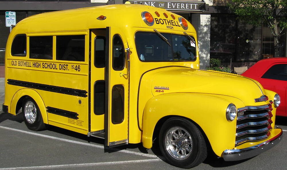 Short Bus Plus by Steve Walser