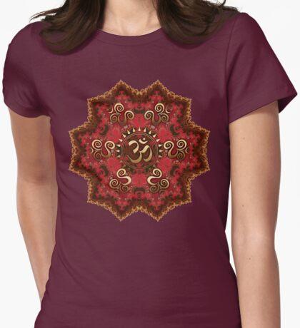 Aum Mandala - Goa Psytrance inspired T-Shirt