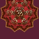 Aum Mandala - Goa Psytrance inspired by webgrrl