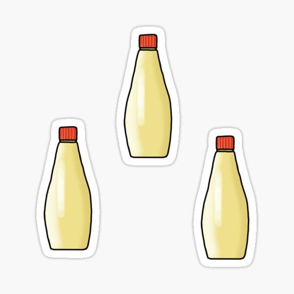 japanese mayo Sticker