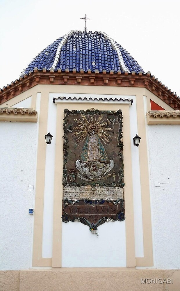 San Jaime Church, Benidorm, Province of Alicante, Spain by MONIGABI