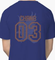 Chang Quidditch Jersey Classic T-Shirt