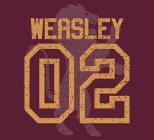 Weasley Quidditch Jersey