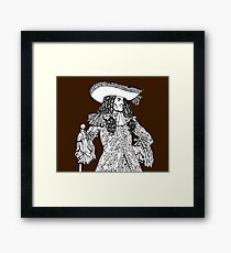 Spanish Explorer Framed Print