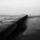 Concrete Jetty by Philip  Whittaker