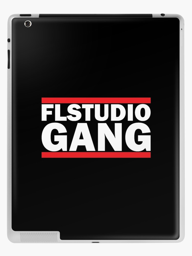 Red and black fl studio 20 skin