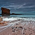 Back Wash by Philip  Whittaker