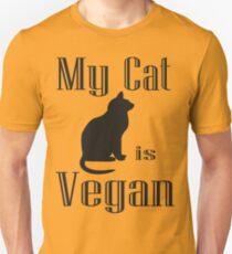 My Cat is Vegan T-Shirt