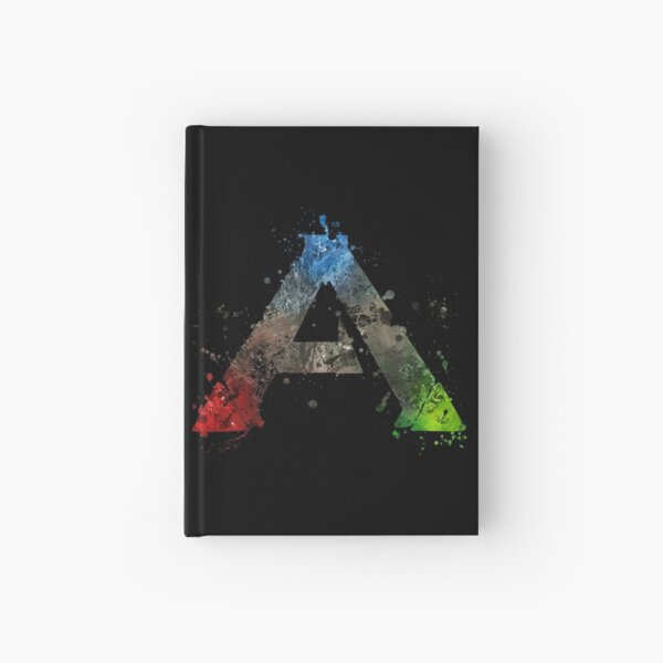 Ark Survival Evolved Splatter  Hardcover Journal