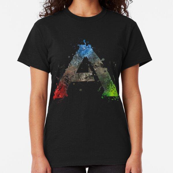Ark Survival Evolved Splatter  Classic T-Shirt