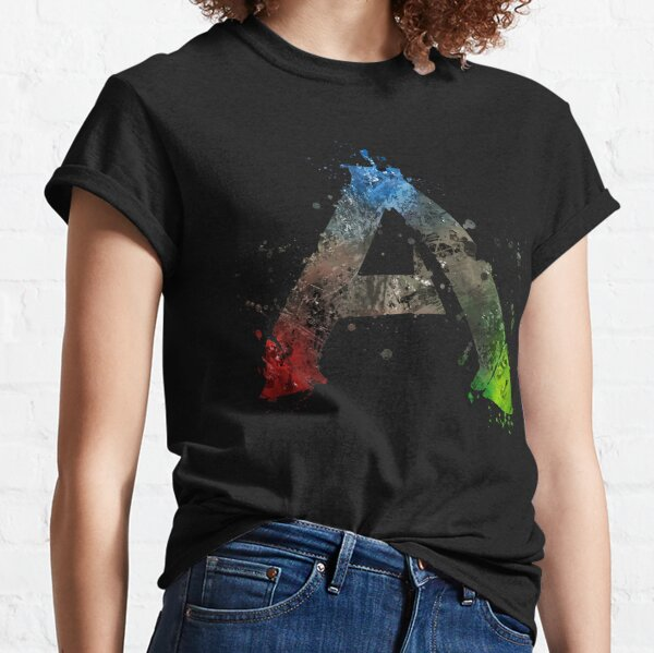 Ark Survival Evolved Splatter  Classic T-Shirt