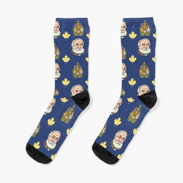 Sir Mackenzie Bowell Socks