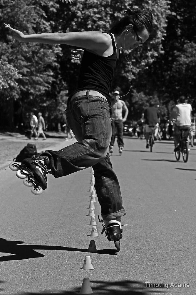 Skator Boyz #2, Hyde Park, London 2011 by Timothy Adams