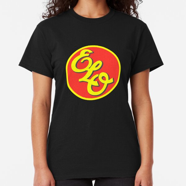 ELO The Electric Light Orchestra Shirt, Sticker Classic T-Shirt