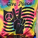 Give Peace A Chance by scenebyawoman
