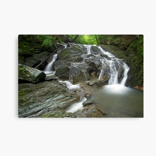 Witchcat Falls - Overview Canvas Print