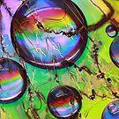 Sizzled Rainbow Drops by ShotsOfLove