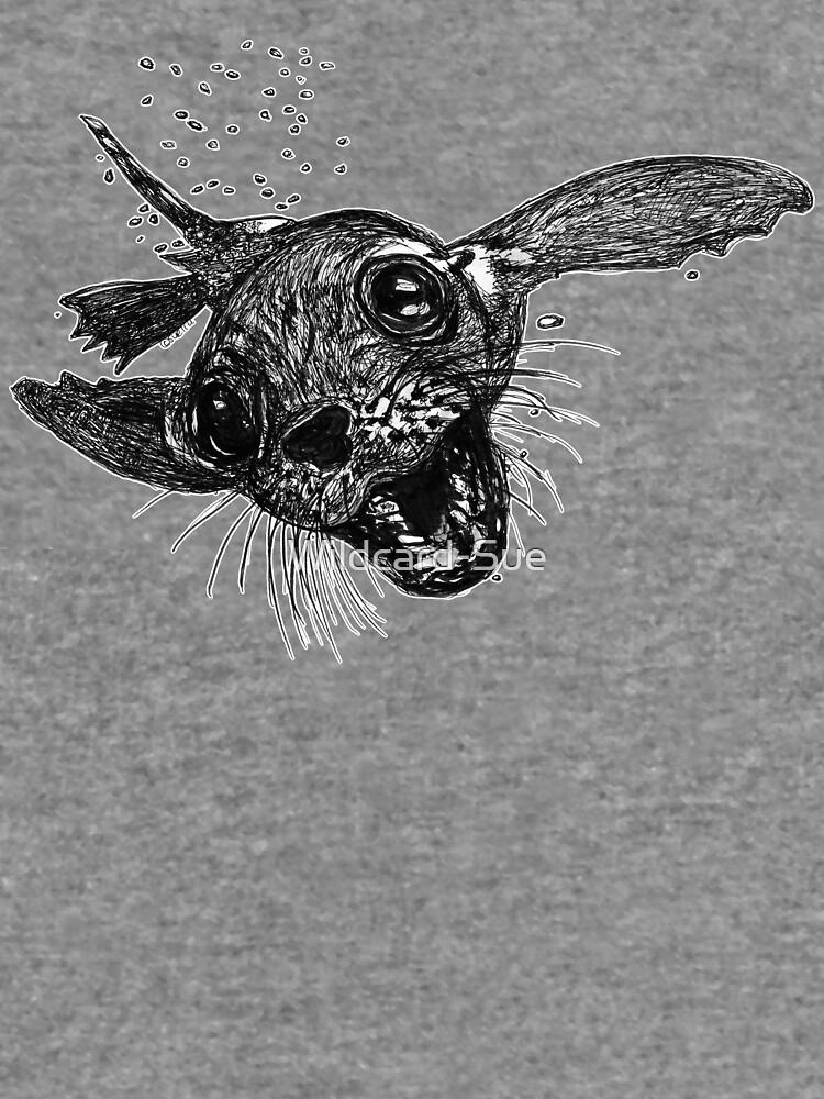 Dom the Australian Fur Seal  by Wildcard-Sue