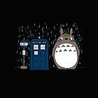 Totoro by EhekEhek