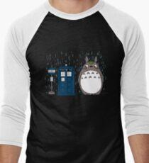 Totoro Men's Baseball ¾ T-Shirt