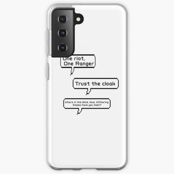 Ranger's Apprentice Quotes Samsung Galaxy Soft Case