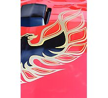 Pontiac Trans Am Photographic Print