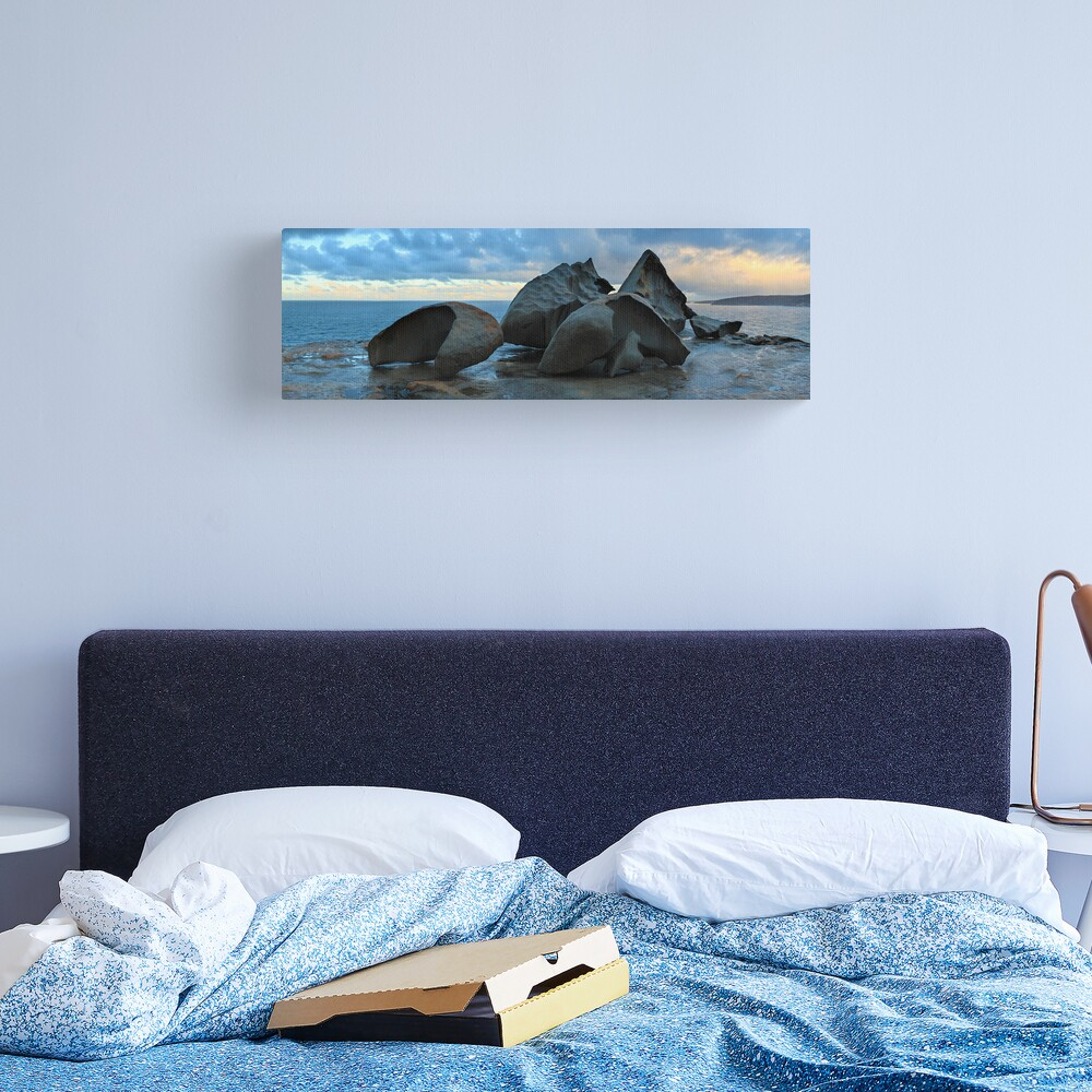 Remarkable Rocks Dawn, Kangaroo Island, South Australia Canvas Print