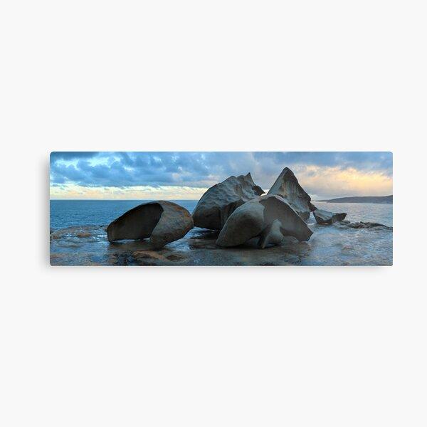 Remarkable Rocks Dawn, Kangaroo Island, South Australia Metal Print