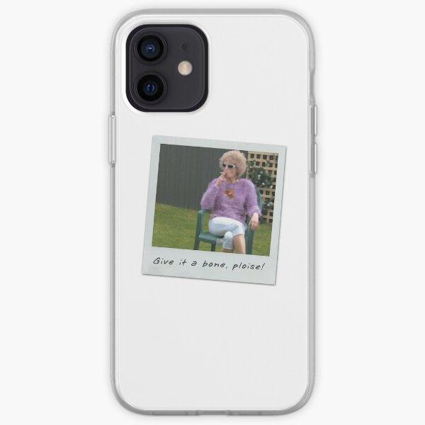 Give it a bone, ploise! - Kath & Kim iPhone Soft Case