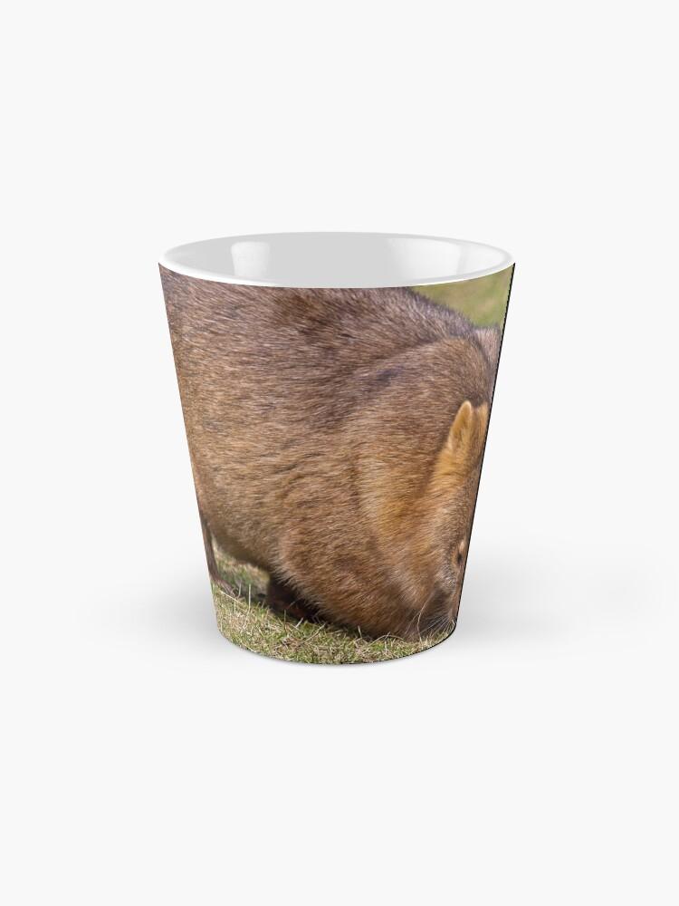 Alternate view of Wombat Mug