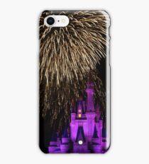 Magic Kingdom Fireworks iPhone Case/Skin