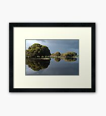 """Rural Reflections"" Framed Print"