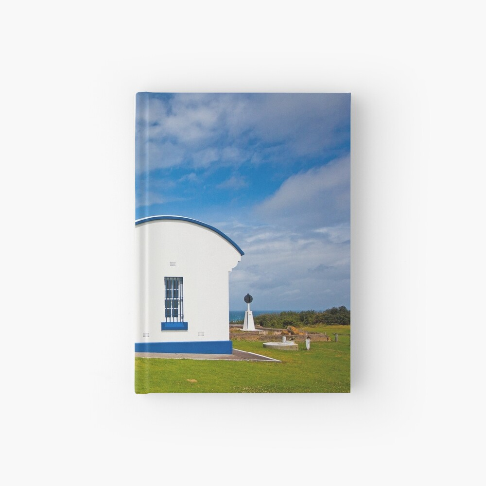 Crowdy Head Lighthouse, NSW Hardcover Journal