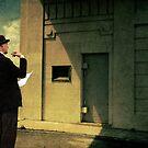 The Surveyor by Mel Brackstone