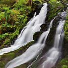 Horseshoe Creek Falls I by Tula Top