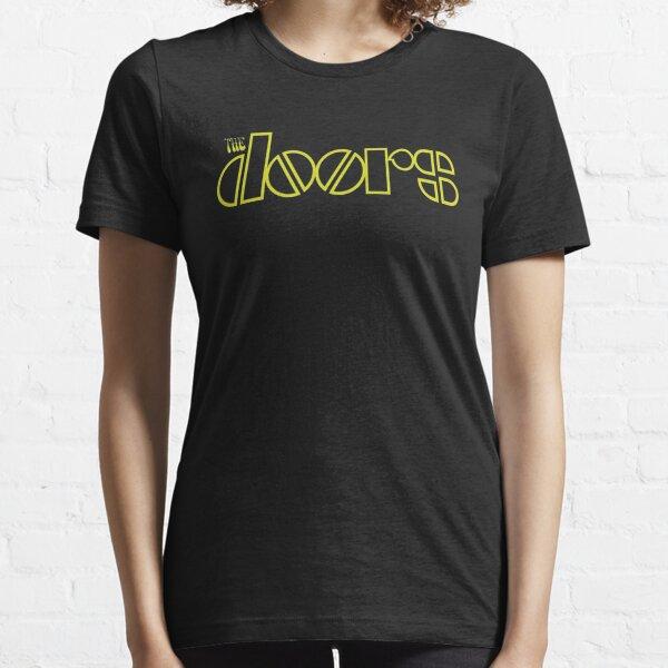 LAS PUERTAS (AMARILLAS) Camiseta esencial