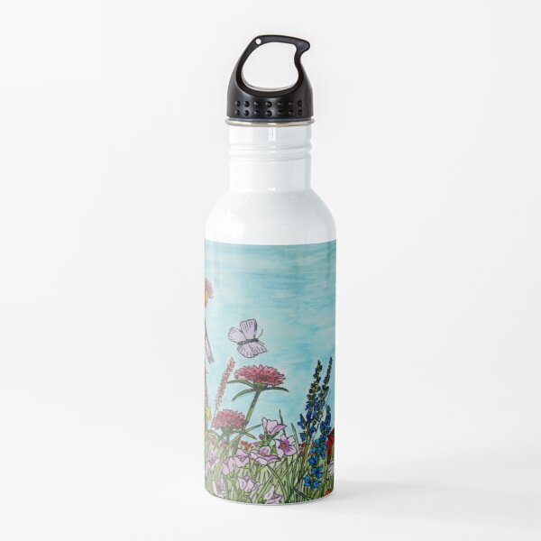 Flower Meadow - Mugs Water Bottle