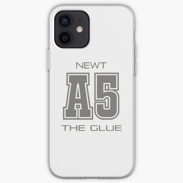 Subject A5 - The Glue iPhone Soft Case