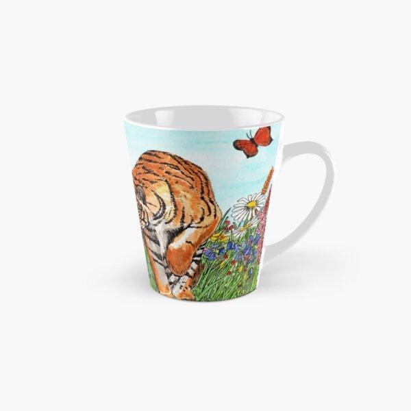Tiger in a Perfect World - Mugs Tall Mug