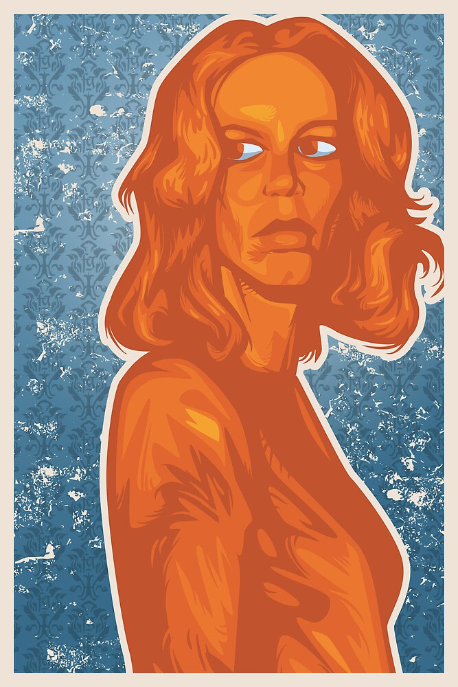 Final Girl - Laurie Strode by nikholmes