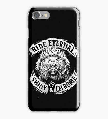Ride Eternal iPhone Case/Skin