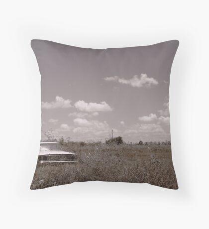 Summer Rustin' Throw Pillow