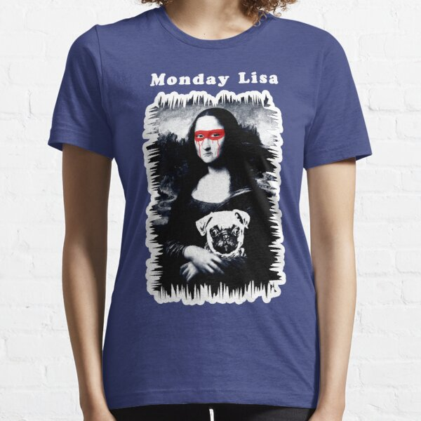Monday Lisa Essential T-Shirt