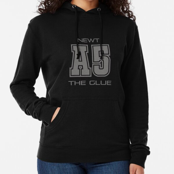 Subject A5 - The Glue Lightweight Hoodie