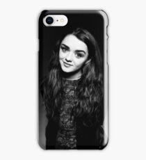 Maisie Williams Actor iPhone Case/Skin